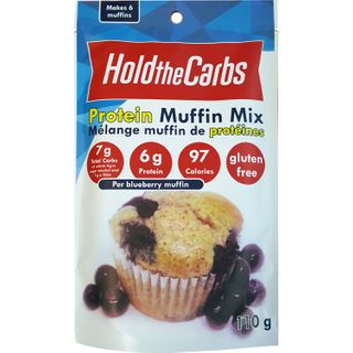 HTC LOW CARB PROTEIN MUFFIN MIX 110G
