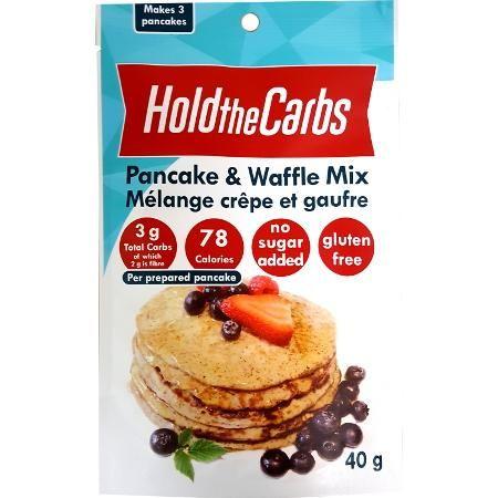 HoldTheCarbs Low Carb Bake Mixes