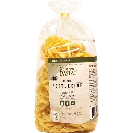 Nature's Pasta Free-Run Egg Pasta