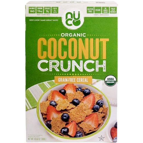 NUCO Organic Coconut Cereals
