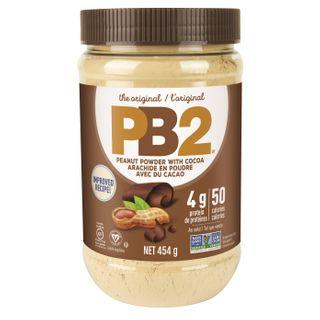 PB2 POWDERED PEANUT BUTTER CHOCOLATE 454G
