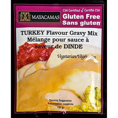 Mayacamas Gluten-Free Gravy, Sauce & Seasoning Mixes