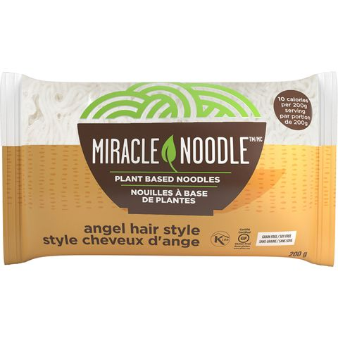 Miracle Noodle Shirataki Noodles