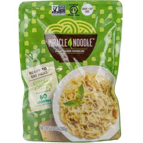 Miracle Noodle Shirataki Noodle Meals