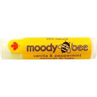 MOODY BEE LIP BALM VANILLA PEPPERMINT 4.25G