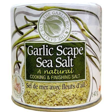 The Garlic Box Canadian Grown Garlic Products