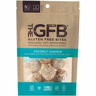 THE GFB BITES COCONUT CASHEW 113G