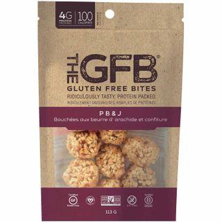 THE GFB BITES PEANUT BUTTER & JAM 113G