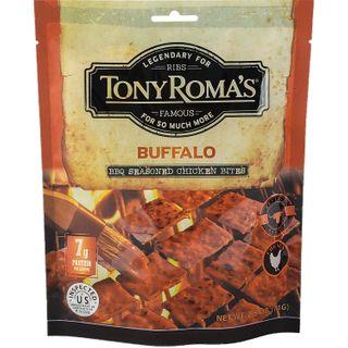 TONY ROMAS BBQ CHICKEN BITES BUFFALO 71G