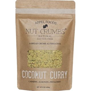 APPEL FOODS NUT CRUMBS COCONUT CURRY 226G