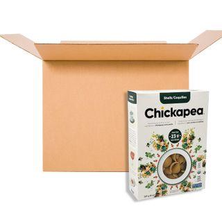 CHICKAPEA ORGNC PASTA SHELLS 227G CS6