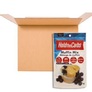 HTC LOW CARB PROTEIN MUFFIN MIX 110G CS18