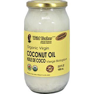TUSKER ORGNC COCONUT OIL 1000ML