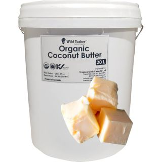 TUSKER ORGNC COCONUT BUTTER 20LBS