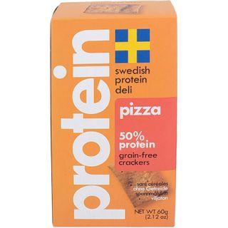 SWEDISH PROTEIN DELI GF CRACKER PIZZA 60G