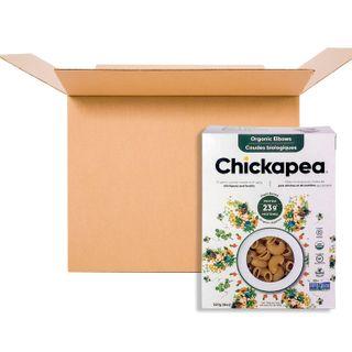 CHICKAPEA ORGNC PASTA ELBOWS 227G CS6