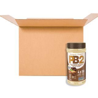 PB2 POWDERED PEANUT BUTTER CHOCOLATE 184G CS6