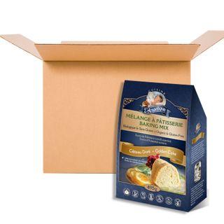 CLA GF ORGNC CAKE MIX GOLDEN 495G CS6