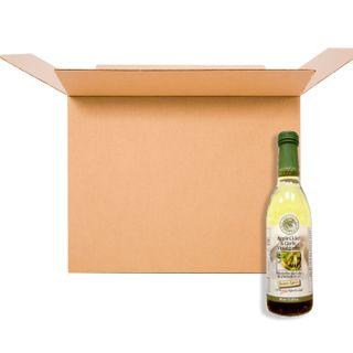THE GARLIC BOX APPLE CIDER & GARLIC VINAIGRETTE 400ML CS12