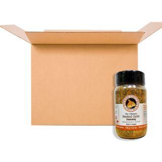 THE GARLIC BOX SMOKED GARLIC SEASONING 150ML CS12