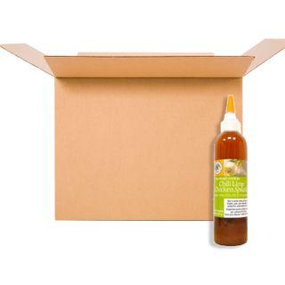 THE GARLIC BOX CHICKEN SPLASH GARLICY CHILI LIME 250ML CS12