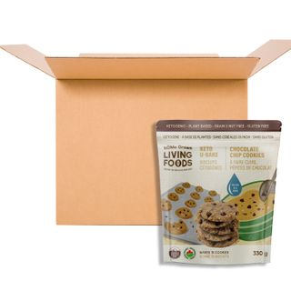 HG KETO U-BAKE COOKIE MIX CHOCO CHIP 330G CS12