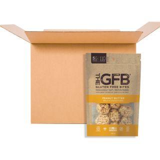THE GFB BITES PEANUT BUTTER 113G CS6