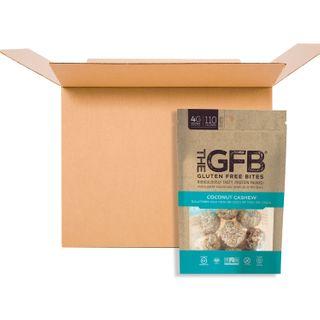 THE GFB BITES COCONUT CASHEW 113G CS6