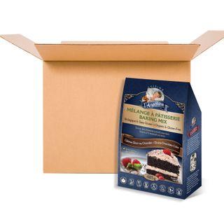 CLA GF ORGNC CAKE MIX CHCO DIVINE 485G CS6