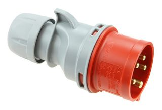 INDUSTRIAL AND CEE PLUGS 16A-125A