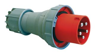 POWER TWIST PLUG 63A 3P6h IP67 230V