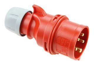 SHARK PLUG IP44 16A 4P 6h 400V