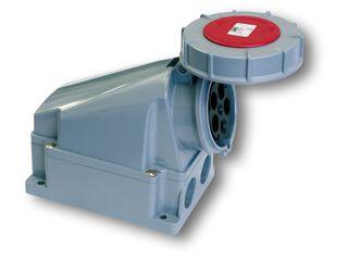 POWER TWIST WALL SOCKET IP67 63A 5P 6h 400V