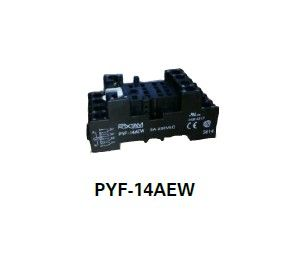 RELAY SOCKETS FOR 14PIN 4PCO RELAYS