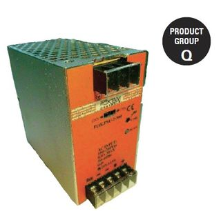 POWER SUPPLY 24VDC/12.5A