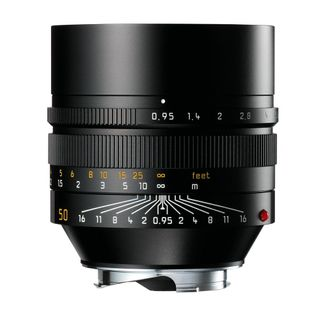 NOCTILUX-M 50MM F0.95 ASPH BLACK