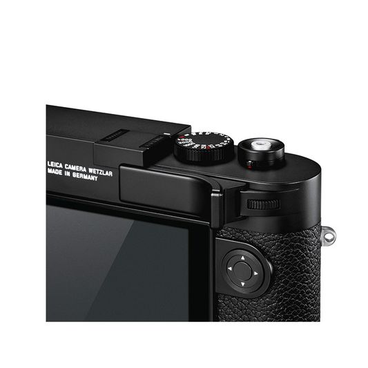 LEICA M10 THUMB SUPPORT BLACK