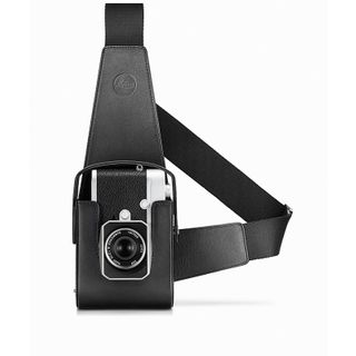 LEICA M10 HOLSTER LEATHER BLACK