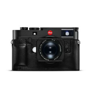 LEICA M10 PROTECTOR LEATHER BLACK