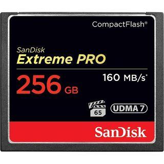SANDISK EXTREME PRO CF CFXPS 256GB
