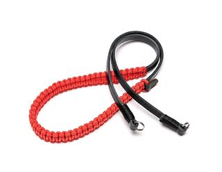 PARACORD STRAP COOPH BLACK/RED 100CM