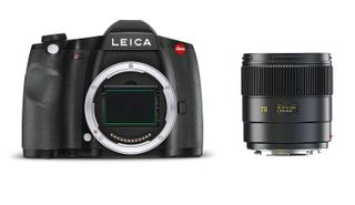 LEICA S3 WITH SUMMARIT-S 70MM F2.5 ASPH CS