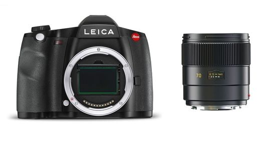 LEICA S3 WITH SUMMARIT-S 70MM F2.5 ASPH