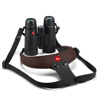LEICA BINOCULAR STRAP SPORT CHOCOLATE BROWN