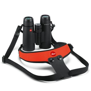 LEICA BINOCULAR STRAP SPORT JUICY ORANGE
