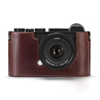 LEICA CL LEATHER PROTECTOR BROWN