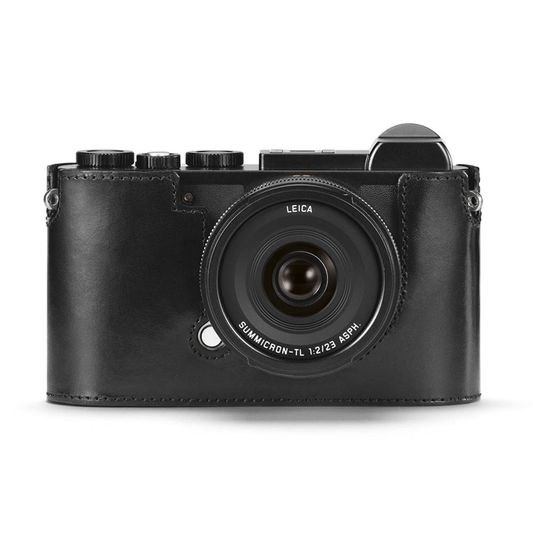 LEICA CL LEATHER PROTECTOR BLACK