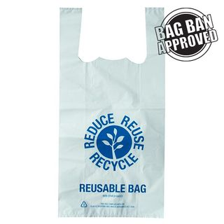 MEDIUM REUSABLE SINGLET BAGS (100/PKT)