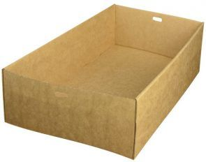 CATERING TRAY #4 450x310x80mm (50)