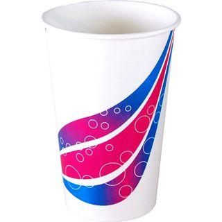16oz PAPER MILKSHAKE CUPS 500ml (50 slv)